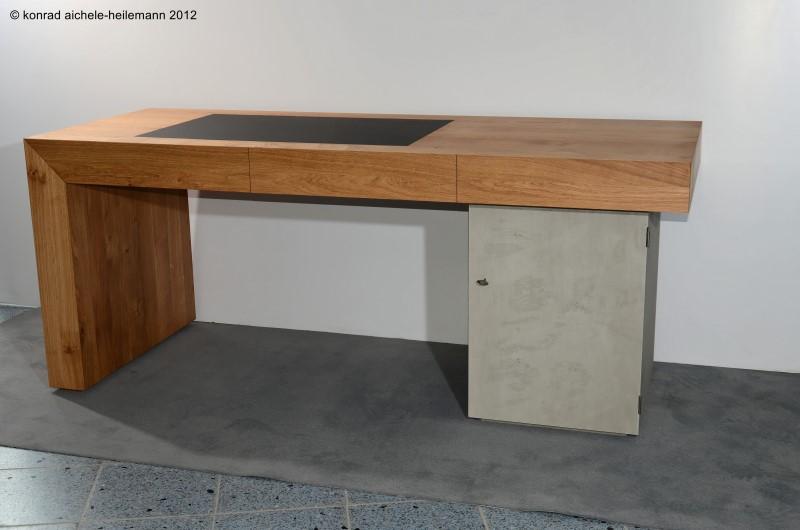 Schreibtisch schreiner for Buromobel hochwertig